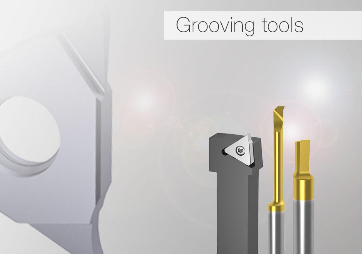 Grooving Tools